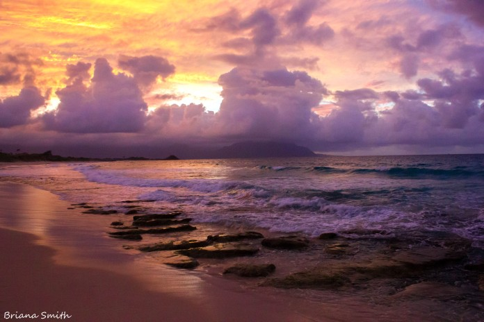 Hawaiian Sunset   Kaneohe, HI.